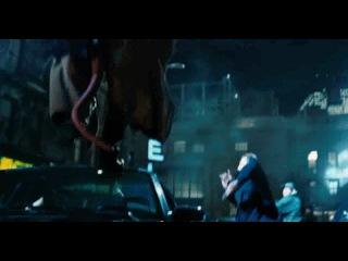 Хеллбой 2: Золотая армия\ Hellboy II: The Golden Army (2008) (фантастика, фэнтези, боевик, приключения)